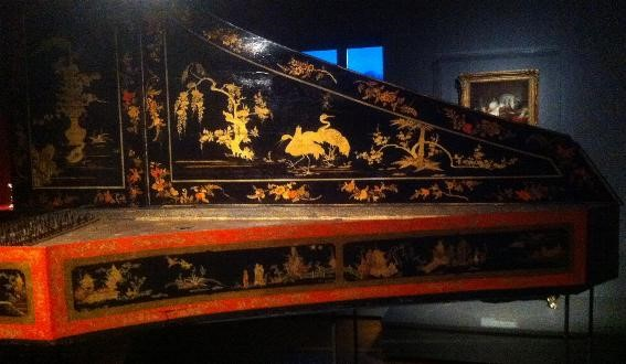 clavecin chinoiseries